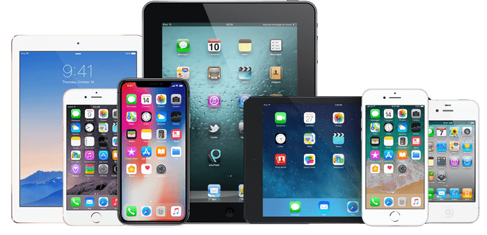 Real Apple iOS Devices for Mobile App Testing